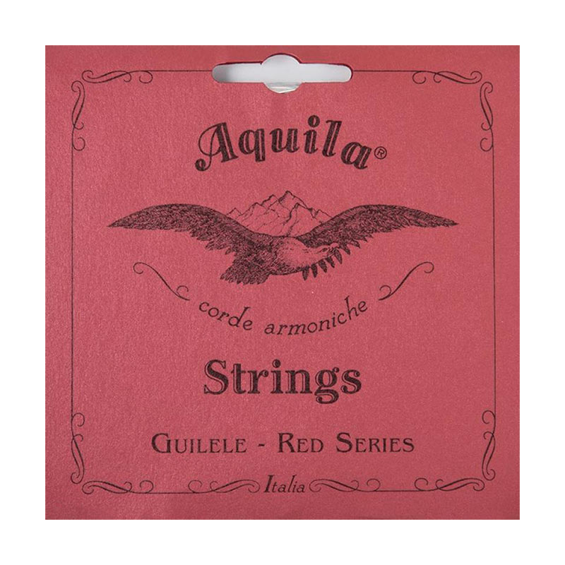 Струны для Гиталеле Aquila 153C GUITALELE E-Tuning (synthetic and wound strings)