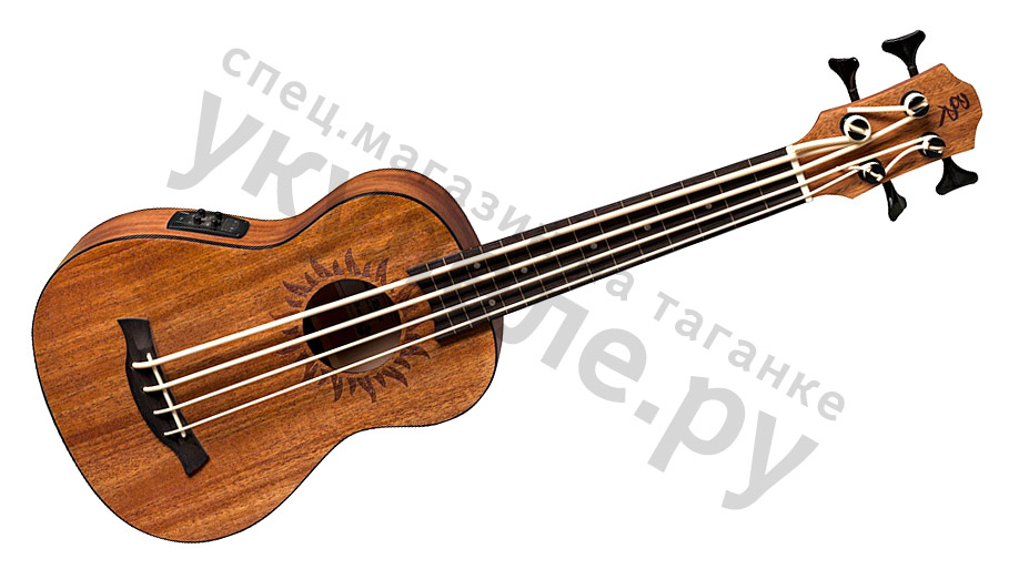 Укулеле-Бас Baton Rouge V2-BS SUN Fretless Bass